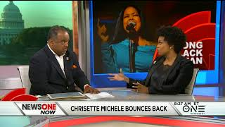 Roland Martin Grills Chrisette Michele About Performing for Donald Trump Pt.1
