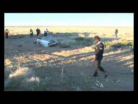Police still to identify four people killed in Mariental road accident-NBC