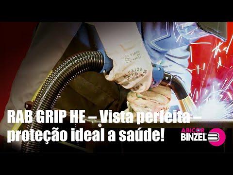 RAB GRIP HE – Vista perfeita – proteção ideal a saúde!