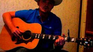 billy currington - must be doing something right cover
