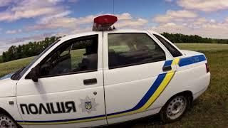 Лживая полиция Новомосковского района