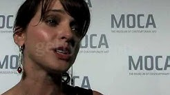 Michele Hicks Interview at MOMA Event