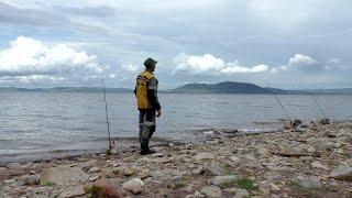 Рыбалка на Красноярском водохранилище июнь 2021 ч 1