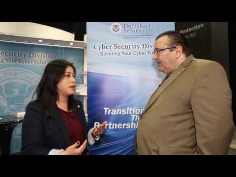 Melissa Ho at 2017 RSA Conference