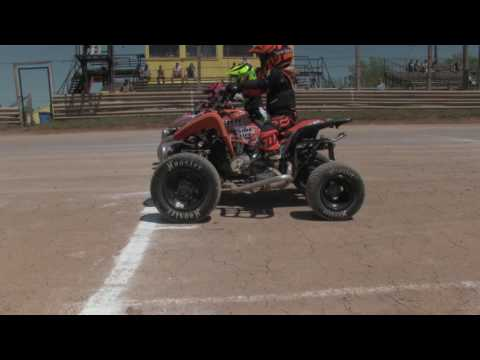 2017 Round 3 Paradise Speedway  New East Extreme Dirt Track NE EDT ATV EDT Racing