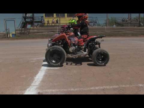 2017 Round 3 Paradise Speedway  New East Extreme Dirt Track NE EDT ATV EDT Racing