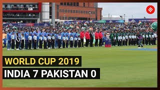 Ind vs Pak: Clinical Rohit Sharma Helps India Crush Pakistan | World Cup 2019