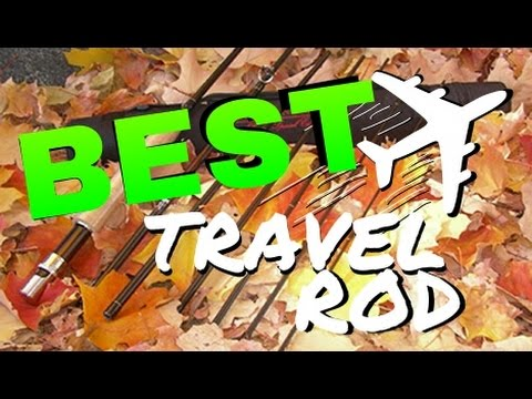 Fly Fishing On A Budget - BEST Travel Rod CHEAP