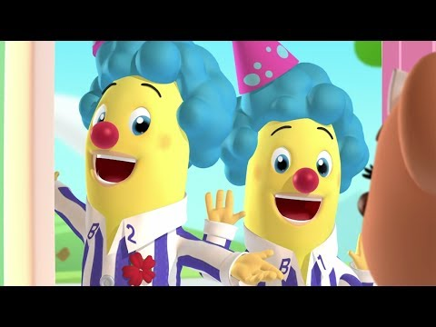 The Holiday - Bananas in Pyjamas Full Episode - Bananas in Pyjamas Official