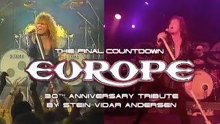 EUROPE - The Final Countdown: 30th Anniversary Tribute 1986-2016
