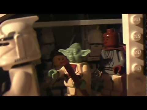 Star Wars Episode II: Lego