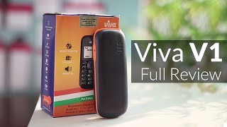 Viva V1 - The Most Affordable Phone of 2017 (Giveaway)