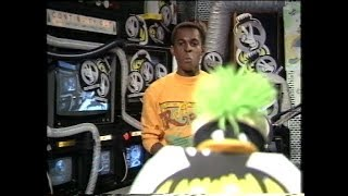 Children's BBC broom cupboard continuity clip (18/8/89)