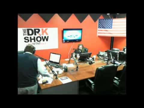 The Dr. K Show: Twerking