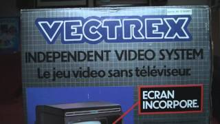 Episode 10 : le Vectrex (1/7)