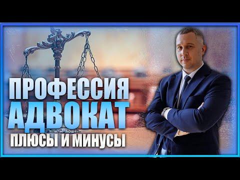 Правда о профессии адвоката  Плюсы и минусы  2020