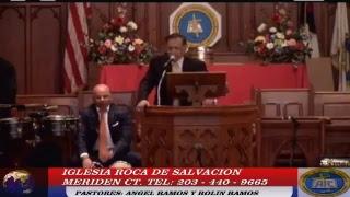 Servicio Evangelistico Dominical  07/02/2017