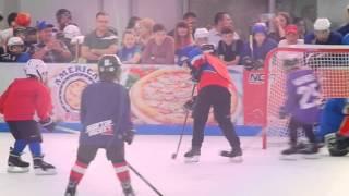 Хоккейный турнир в ТРК Next