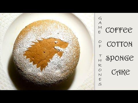 Game Of Thrones Cake | House Stark Sigil | Cotton Sponge Cake | #GoTS7