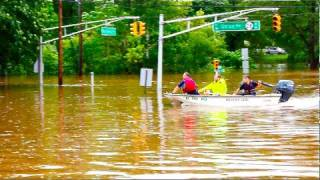Hurricane Irene Damage | Central New Jersey