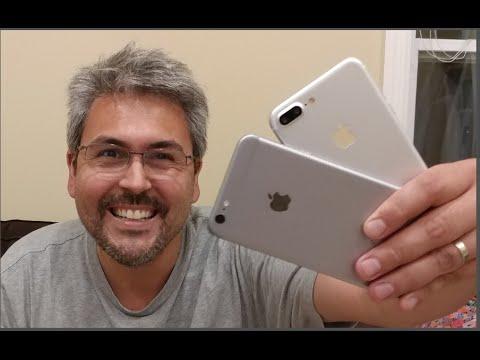 Vale la pena cambiar mi iPhone 6 o 6S por el iPhone 7  #iPhone7VSiPhone 6S