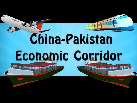 BRI's CPEC: China-Pakistan