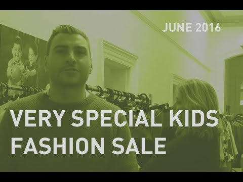 Very Special Kids Fashion Sale