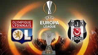Lyon Vs Beşiktaş | UEFA Europa League, Quarter-final 1st leg | FIFA 17 | PS4/Xbox Gameplay