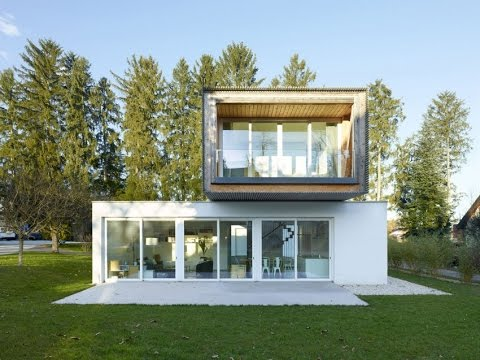 Modern Minimalist House Design For A Single Family Life Youtube