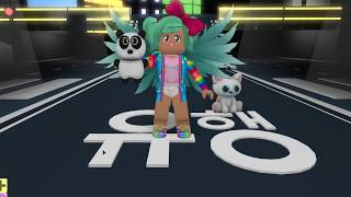 ROBLOX: FASHION - FAMOUS????