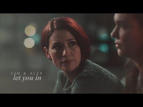 sam/alex | let you in