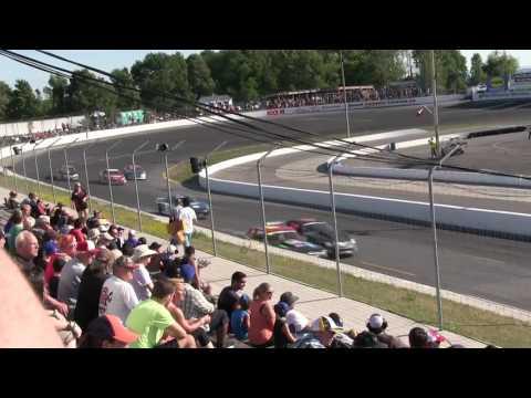 Sunset Speedway Super Stock Heat 2 2016 07 29