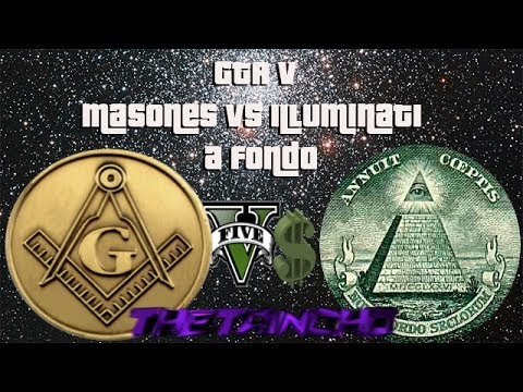 GTA V : Masones Vs illuminati a fondo  ( investigacion ) misterio