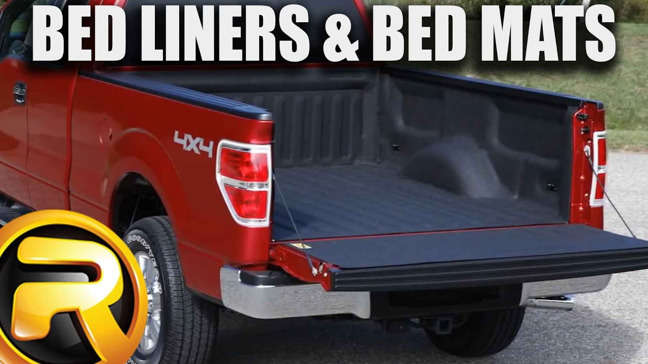 Truck Bed Liners and Bed Mats
