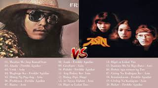 Asin, Freddie Aguilar Greatest Hits NON STOP , Freddie Aguilar, Asin Tagalog Love Songs Of All Time