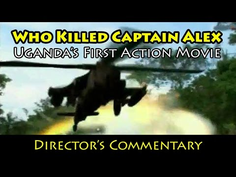 Who Killed Captain Alex: Director's Commentary (English) - W