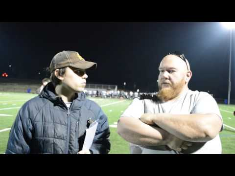 3/28 Ben Davis post-game interview