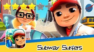 Subway Surfers - Kiloo - Houston Walkthrough Space City Recommend index four stars