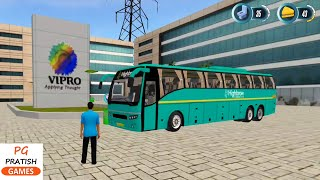Indian Bus Simulator - Android Gameplay FHD | Download Bus Games for Mobile Phone [New Update 2020]
