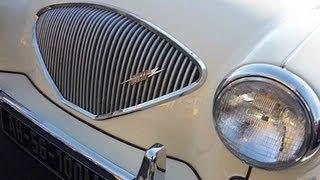 1956 Austin Healey 100 4 M LeMans