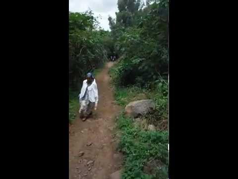 My walk to University of Gondar Hospital Ethiopia