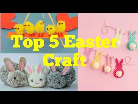 Diy Room Decor Project Ideas You Need To Try 5 easter craft ideas you need to try | kids craft | easter room