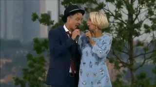 Petra Marklund & Orup - Allsång på Skansen 2014 - HD