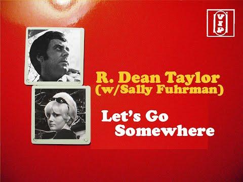 """R. Dean Taylor Let's Go Somewhere"" ""The Motown Sound"""