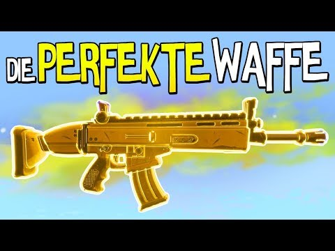 SCAR: DIE PERFEKTE WAFFE | Fortnite Battle Royale