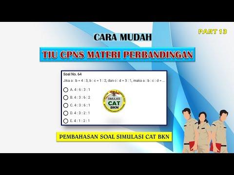 tiu-numerik-#13-cpns-2020!-bahas-soal-simulasi-cat-bkn---perbandingan-kuantitatif-4-unsur