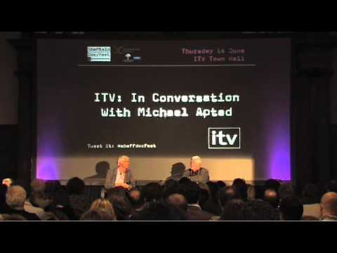 Sheffield DocFest 2012: ITV: In Conversation with Michael Apted