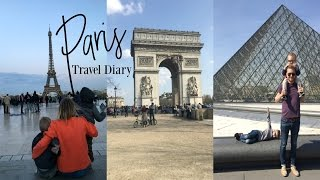 Paris Travel Vlog | East Willow Grove