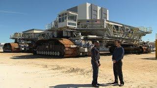 Explore Kennedy Space Center: Crawler