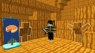 GÖRÜNMEYEN BALKABAĞI OLDUM! - Minecraft SAKLAMBAÇ